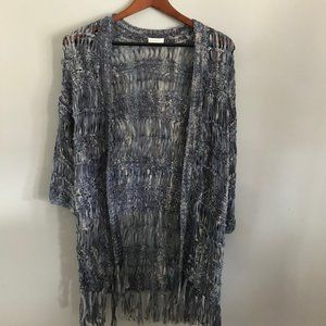 Chico's knit sweater - Size L